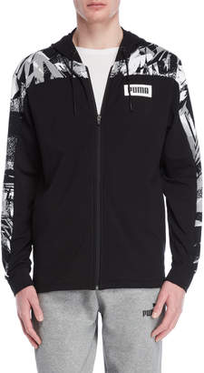 Puma Summer Pack Full Zip Hoodie