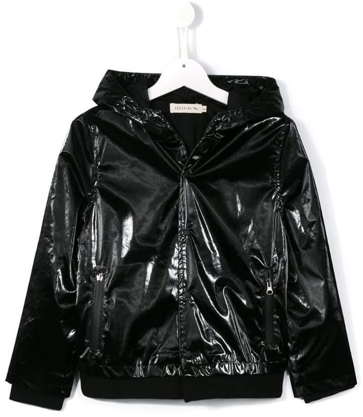 Andorine hooded jacket