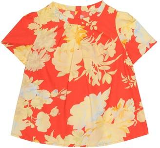 Bonpoint Layla floral cotton top