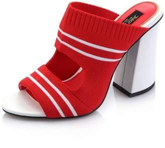 Juicy Couture Maya Knit Heel