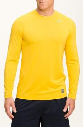 Nike 'Pro Combat' Dri-FIT Fitted Shirt