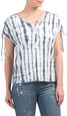 5ee91255ca4 Ruched Shoulder Tops - ShopStyle