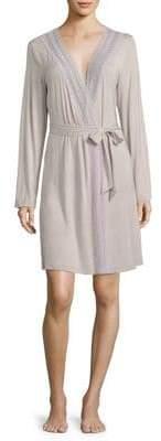 Saks Fifth Avenue Lori Solid Robe