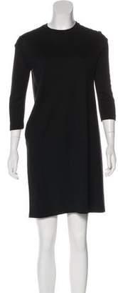 Marni Wool-Blend Sweater Dress