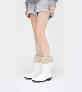 UGG Pom Pom Short Rainboot Sock