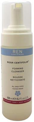 REN Unisex 5.1Oz Rosa Centifolia Foaming Cleanser