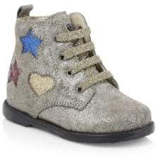 Naturino Baby's& Kid's Falcotto Marmot Suede Boots