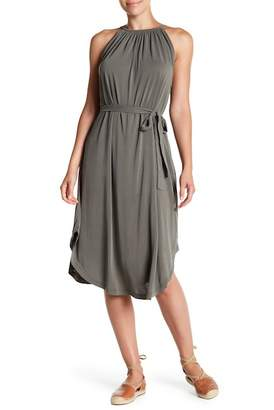 Lucky Brand Halter Neck Dress