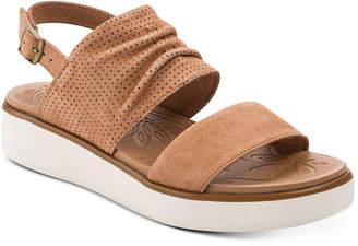 Bare Traps Baretraps Annmarie Rebound Technology Platform Wedge Sandals Women's Shoes