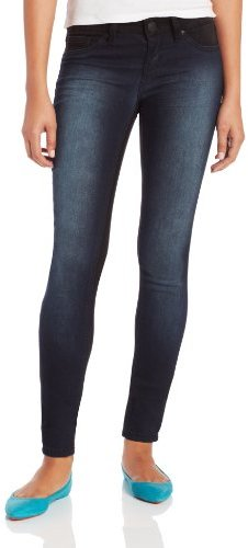 YMI Jeanswear Juniors Skinny Colorblocked Jegging Jean Legging