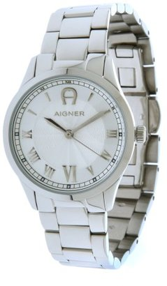 Aigner Ladies Watchシルバーa32653