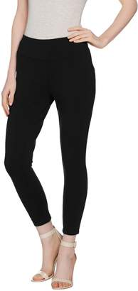 735bd7e6ed916 Women With Control Wicked by Women with Control Petite Cropped Knit Leggings