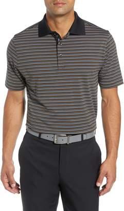 Bobby Jones XH2O Copper Stripe Classic Polo