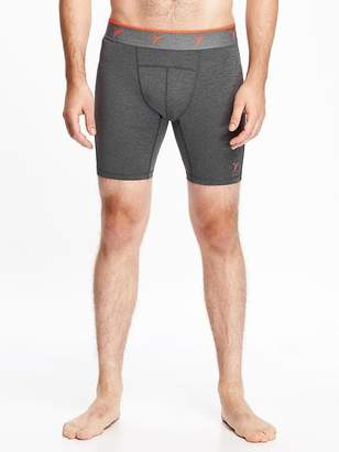 Old Navy Go-Dry Cool Base-Layer Shorts for Men - 8-inch inseam