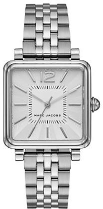 Marc Jacobs Marc Jacobs Stainless Steel Link Watch
