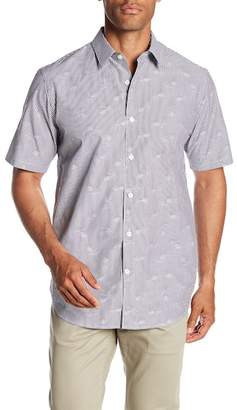 Theory Rammy Feather Classic Fit Shirt