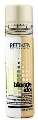 Redken NEW Blonde Idol Custom-Tone Adjustable Color-Depositing Daily Treatment