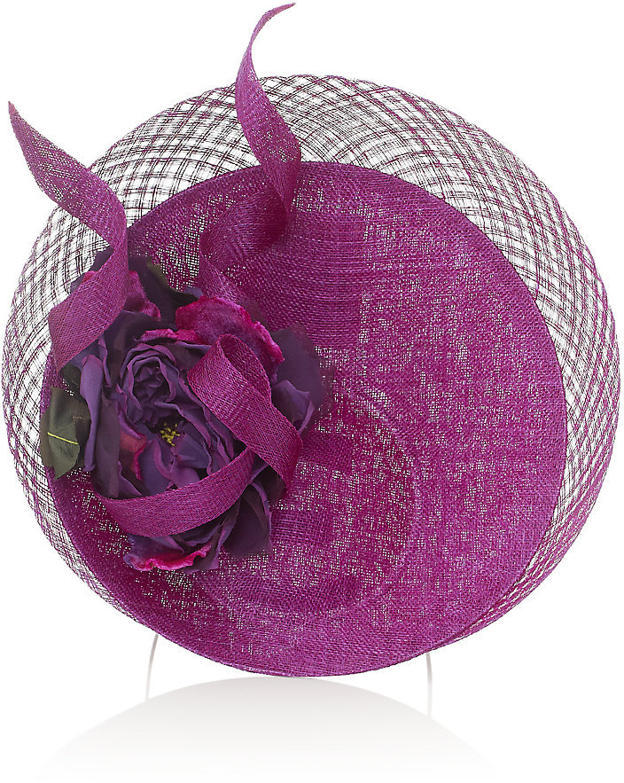 Philip Treacy Flower Disc Hat