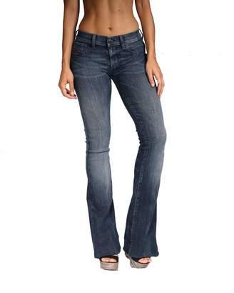 Diesel Women's Jeans Livier-Flare 670F - Super Slim Flare