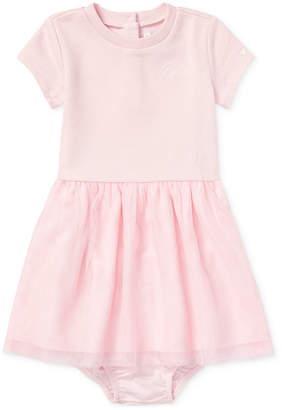 Polo Ralph Lauren Ralph Lauren Baby Girls Tulle Shirtdress