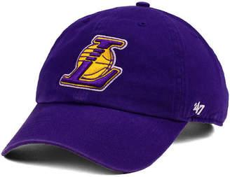 '47 Los Angeles Lakers Clean Up Strapback Cap