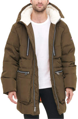 Tommy Hilfiger Men Hooded Puffer Jacket