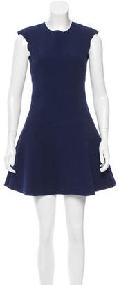 Sandro Textured Sleeveless Dress $75 thestylecure.com