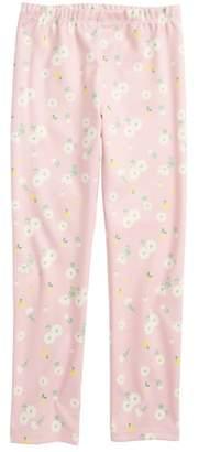 Truly Me Floral Print Leggings