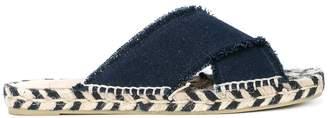 Castaner Palmera crossover sandals