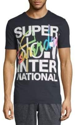 Superdry Interlocked Cotton Tee