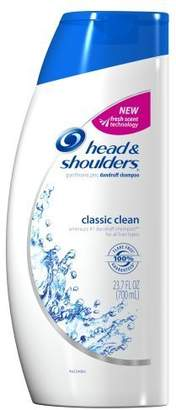 Head & Shoulders Classic Clean Dandruff Shampoo 23.7 Fl Oz (packaging may vary) by