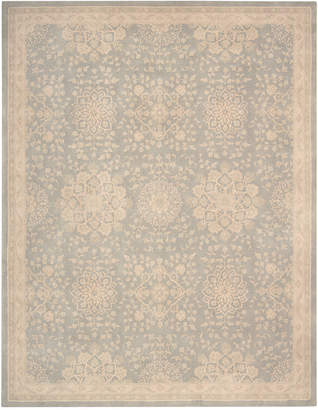 "Kathy Ireland Home Royal Serenity St. James Cloud 3'9"" X 5'9"" Area Rug"