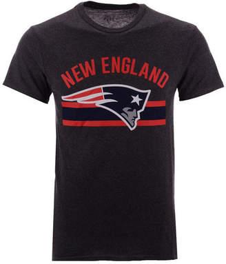Authentic Nfl Apparel Men New England Patriots Checkdown T-Shirt