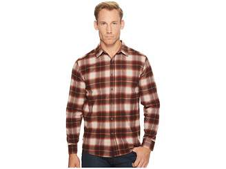 Royal Robbins Merinolux Flannel Long Sleeve Shirt Men's Long Sleeve Button Up
