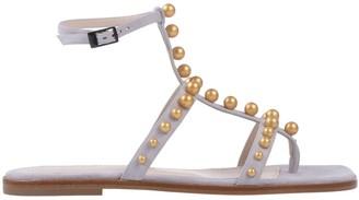 Pollini Toe strap sandals