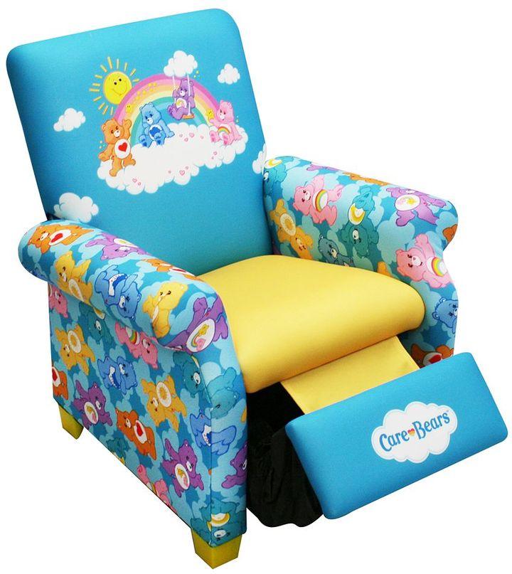 Harmony Kids Care bears recliner