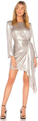 Bardot Shimmer Dress
