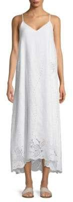 Lafayette 148 New York Dominique Embroidered Dress