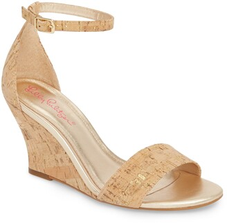 Lilly Pulitzer Bridgette Wedge Sandal