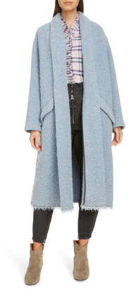 Etoile Isabel Marant Faby Open Front Coat