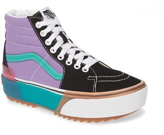 Vans Era Sk8-Hi Stacked Platform Sneaker