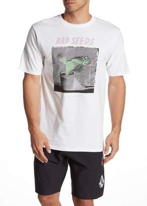 Volcom Bad Seeds Short Sleeve Crew Neck T-Shirt