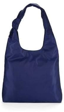 Design Lab Classic Bow Hobo Bag