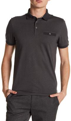 Ted Baker Duckworth Printed Polo