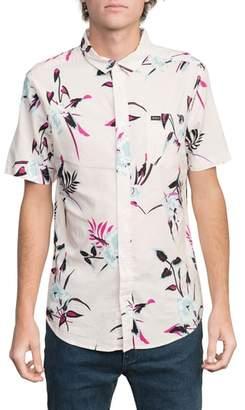 RVCA Moonflower Woven Shirt