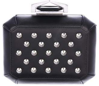 Alexander McQueen Studded Leather Minaudière