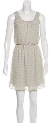 Needle & Thread Printed Mini Dress