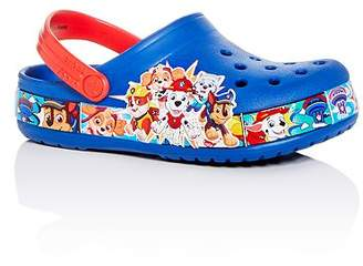 Crocs x Nickelodeon© Unisex Paw Patrol Clogs - Walker, Toddler, Little Kid