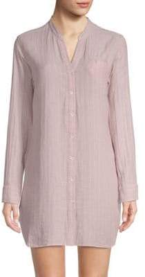 UGG Vivian Stripe Cotton Sleepshirt