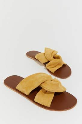 f57649a6acb Suede Knot Sandals - ShopStyle UK